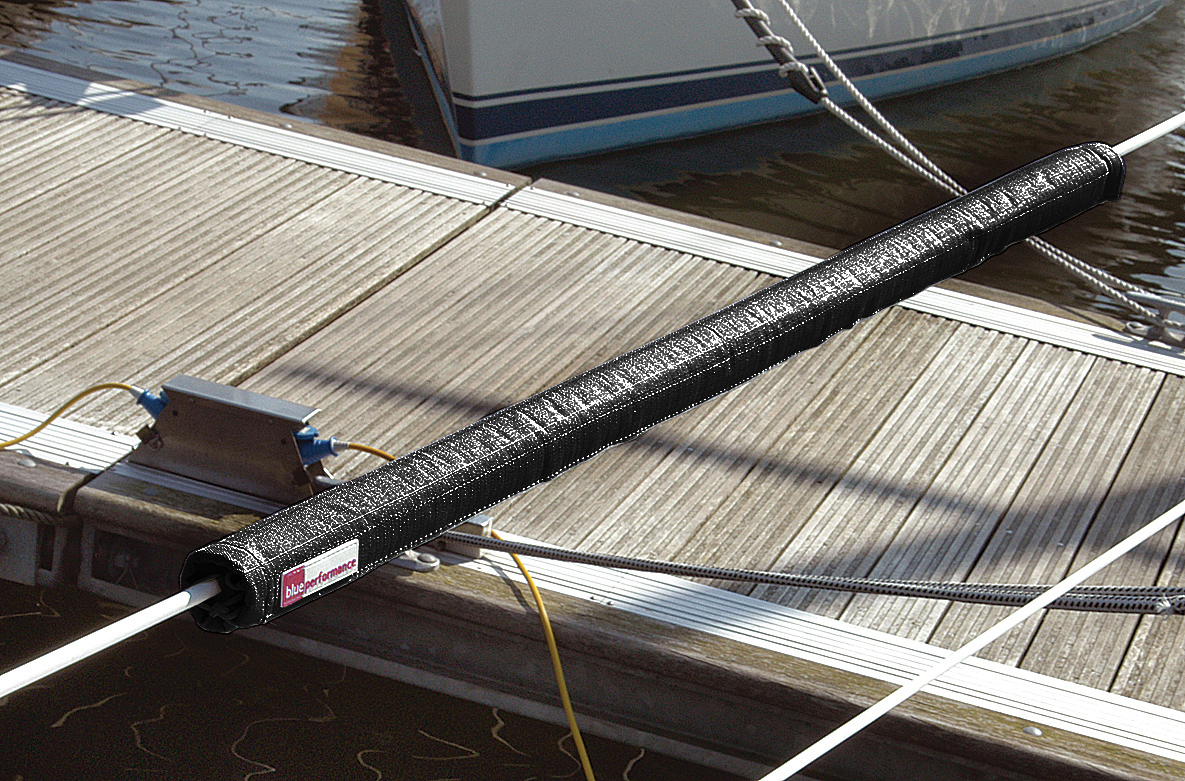 Copertura imbottita per draglie M - 1,5 metri PERFORMANCE LINE